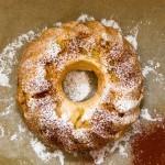 Apfel-Biskuit-Kuchen