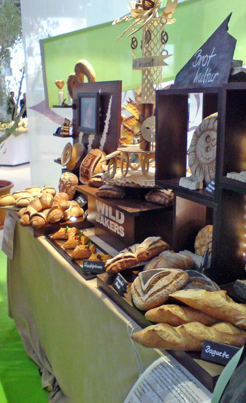 Der Siegertisch der Wild Bakers.