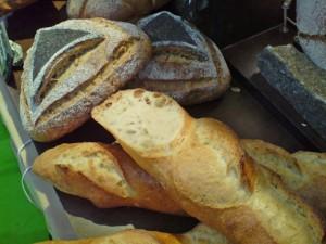Das Baguette der Wild Bakers war mir zu lasch im Geschmack. Die visuellen Werte sind natürlich top.