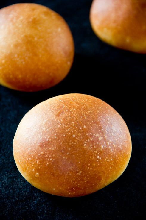 Leserwunsch: Hamburgerbrötchen / Hotdogbrötchen nach Peter Reinhart