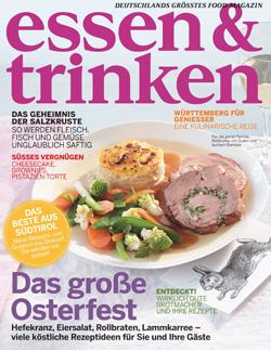 """""""Die Brotmacher"""" in essen & trinken Nr. 3/2013"""