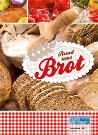 """""""Rund ums Brot"""" - Sonderausgabe der Heilbronner Stimme"""