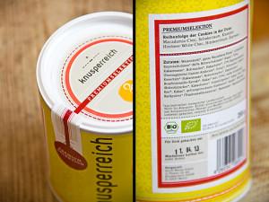 Hübsch verpackt, völlig Bio und ohne Zusatzstoffe