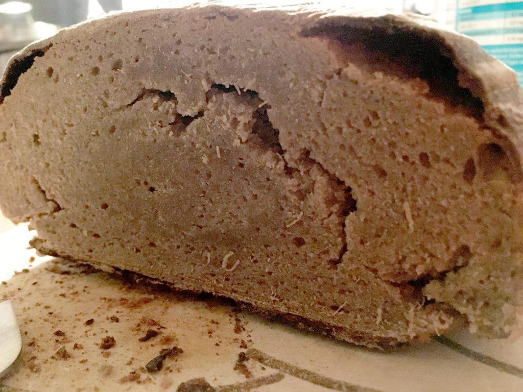 Leserwunsch Rustikales Bauernbrot Plötzblog Selbst Gutes Brot