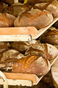 Fast 200 Brote wurden zum Mühlentag gebacken.