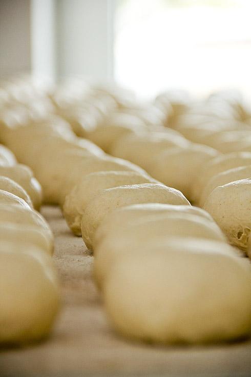 Den Broten folgen die Brötchen.