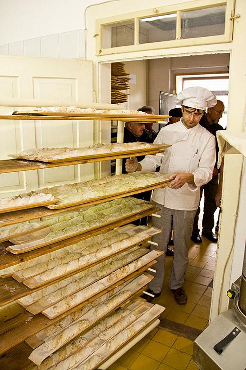 Anschließend geht es zum Altdeutschen Ofen.