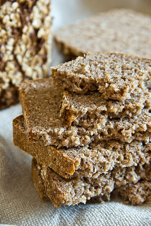 Dieses Brot macht satt: Roggenvollkornbrot nach Günther Weber