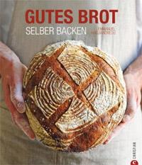 """Gutes Brot selber backen"" von Emmanuel Hadjiandreou"