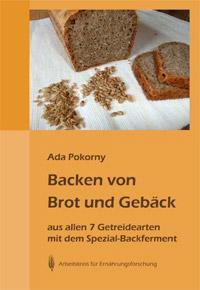 """""""Backen von Brot und Gebäck"""" von Ada Pokorny"""