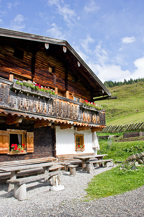 Roswithas Hütte