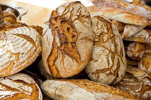 Zum Reinbeißen - Roggenbrot vom Brotbackkurs