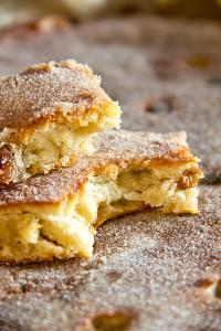 Der obligatorische Kartoffelkuchen
