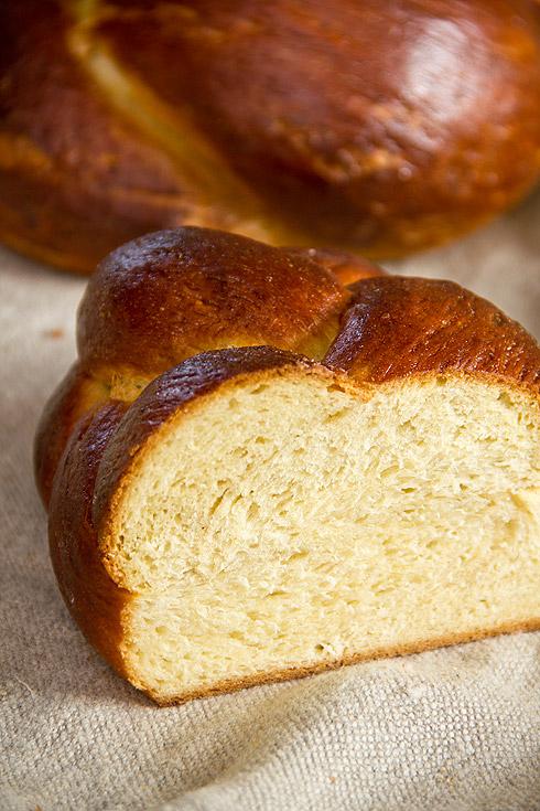Locker und langfaserig: Kartoffel-Butterzopf