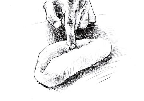 Tipps und Tricks (Zeichung: Anita Voigt)