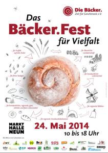Das Bäckerfest am 24. Mai in Berlin.