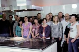 Gruppenfoto vom Grundlagenkurs