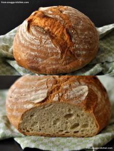 """""""Abfrisch-Plötziade-Brot"""" von Sandra. Mit Vorteig."""