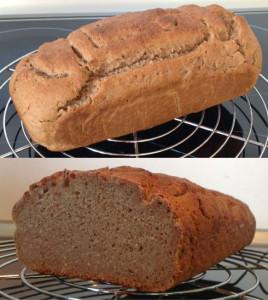 Emmer-Einkorn-Brot (70/30) von Britta