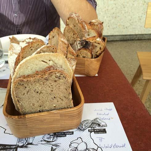 Einmal durch Josephs Brotsortiment essen (Foto: Alexandra Palla)