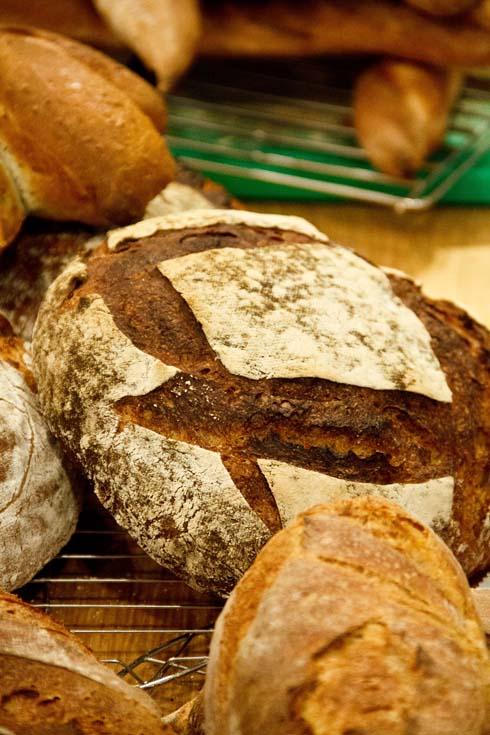 Gutes Brot in Wien - zwei Backkurswochenenden mit Gebäcken aus 200 kg Mehl