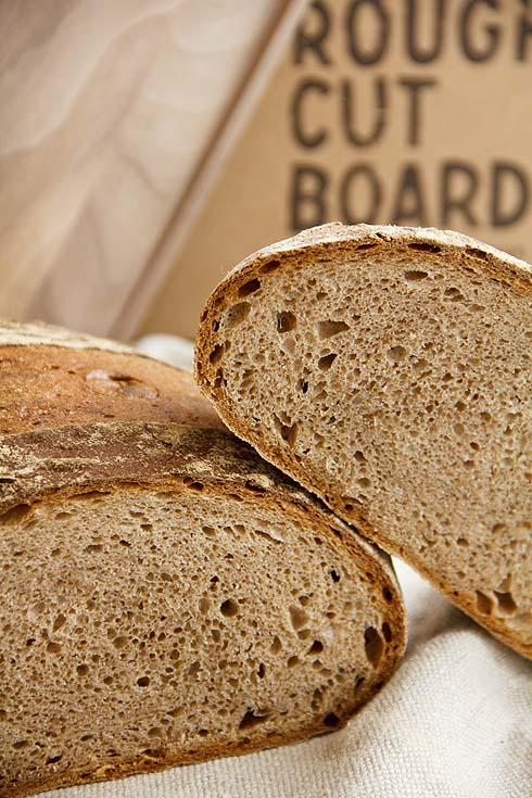 Saftig und vollwertig: Weizenvollkornbrot