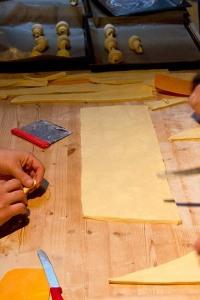 Viennoisserie: Croissants