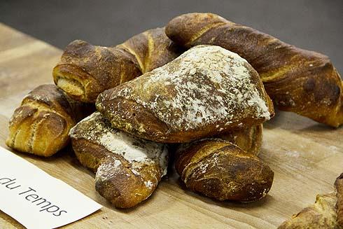 Hartweizen-Brot mit Malz