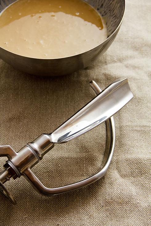 Der Rührer für das Malzstück (im Zubehör der Cooking Chef dabei).