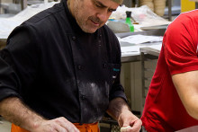 Josep als Brotkünstler