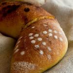 Tritordeum-Brot