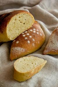 Locker und bestechende Farbe: Tritordeum-Brot