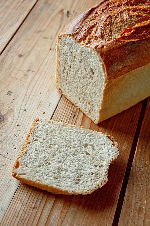 Feinporig, wattig, lecker: Berliner Toastbrot