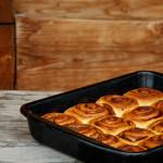 Alm-Rezepte: Zimtschnecken