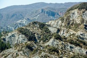 Weiter ging es mit dem Auto nach Gjinar, nicht ohne einen Halt in Elbasan, der nächst größeren Stadt südlich Tiranas.