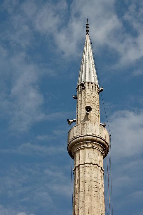 Moschee.