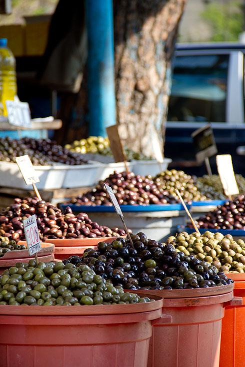 Oliven in atemberaubender Qualität, die sich in keinster Weise im Preis niederschlägt.
