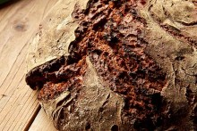 Schokoladenbrot Sechzig Prozent (Roggenbrot)