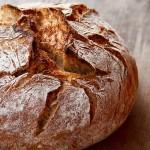Alm-Rezepte: Weizensauerteigbrot mit Schwarzroggen