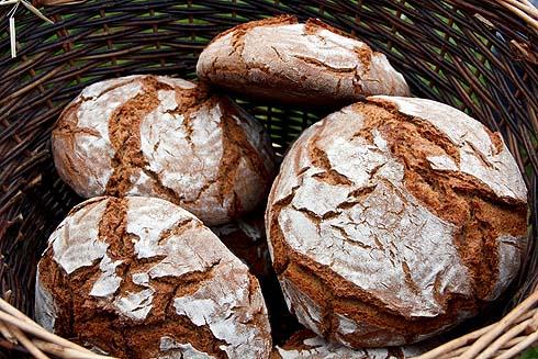 Knusprig und kräftig: Tonis Brot