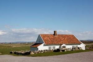 Typische norwegische Bauweise.
