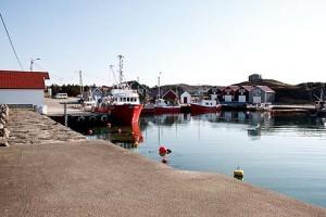 Kleiner Fischerhafen.