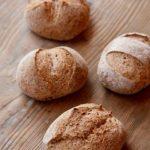 Alm-Rezepte: Weizenvollkornbrötchen & Dinkelvollkornbrötchen