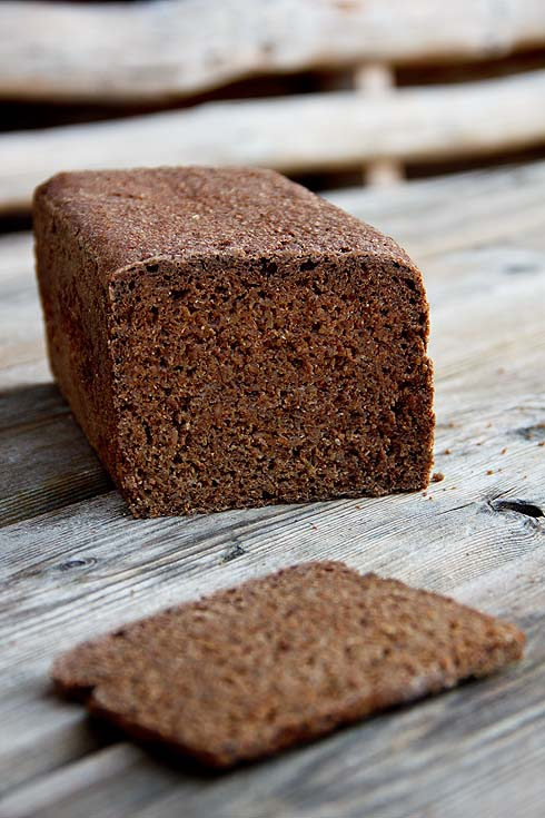 Hütten-Pumpernickel