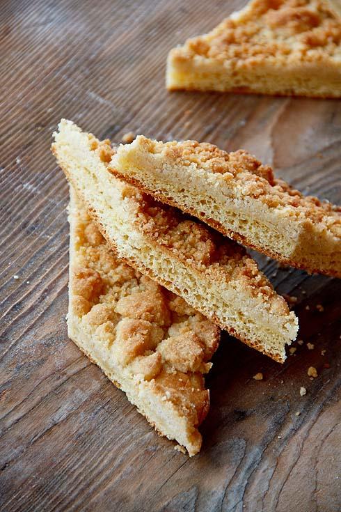 Locker, unheimlich fruchtig und ohne Backhefe: Streuselkuchen ohne Backhefe (Sauerteigkuchen)
