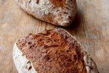 Kartoffel-Walnuss-Brot