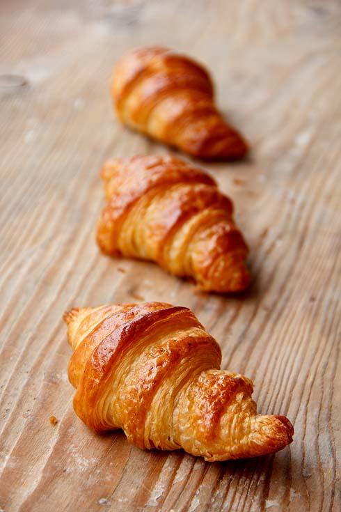 Alm-Croissants