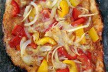 Sauerteigpizza