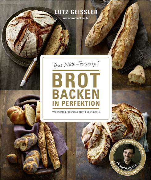 "Cover ""Brot backen in Perfektion"""