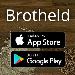 Die App für iOS- und Android-Geräte.